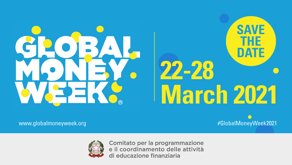 Global Money Week 2021 22-28 marzo 2021